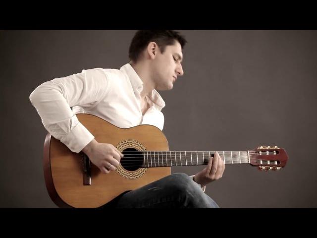Libertango (by Astor Piazzolla) - Stas Karpenko (guitar) FREE TABS by link in description