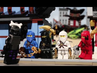 LEGO® Ninjago - How the Ninja Defeated the Great Devourer - Stop Motion