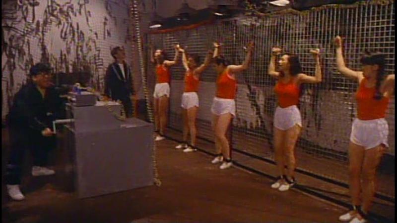 1990 Инспекторы в юбках 3 Inspector Wears Skirts 3