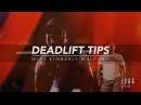 Deadlift Tips from World Record Holder Kim Walford