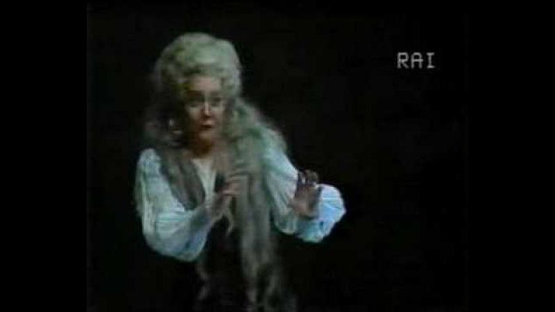 Fiorenza Cossotto - Il Trovatore - Condotta ell'era in ceppi