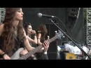 KIRMIZI Cinnet Metal Summerfest 2014 Istanbul