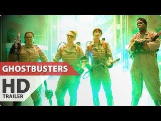 Ghostbusters Teaser Trailer (2016) Melissa McCarthy, Kristen Wiig Movie HD