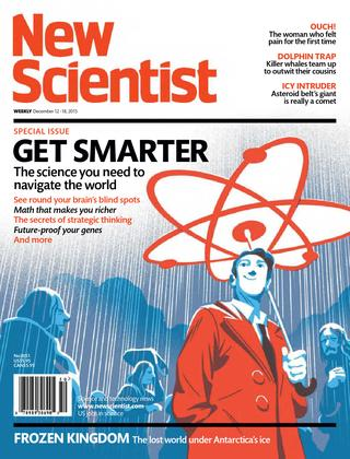New Scientist December 2015