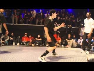 Flea Rock & Legacy vs Gassama & Justen   FLOW ONE THREE