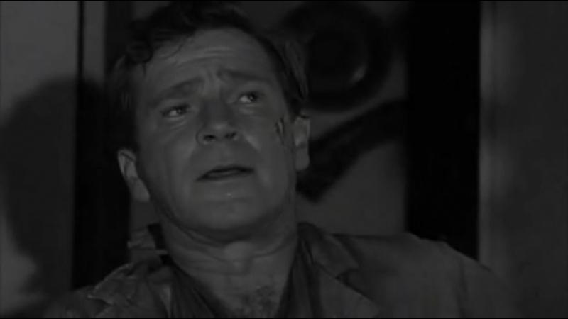 Twilight Zone Dimension Desconocida 5x09 Probe 7 Over and Out Vuelo Siete a la Base Richard Basehart