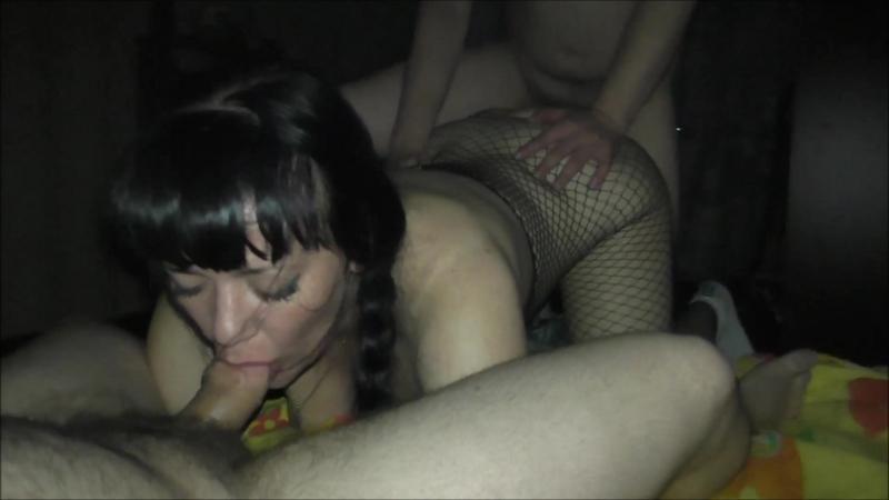 Втроем хорошо 8 часть 2015 ( Homemade, Russian, Anal Sex, Doggystyle, Blowjob, Facial, Group