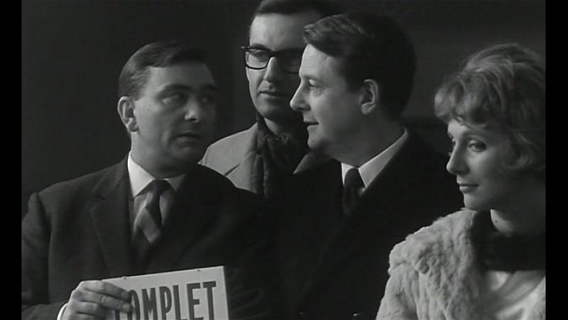 Нежная кожа Франсуа Трюффо 1964