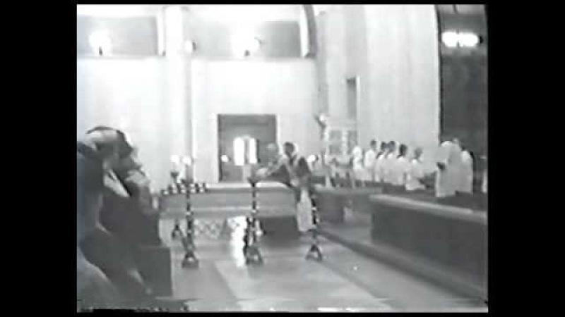 Mario Lanza Non ti scordar di me w RARE newsreel footage