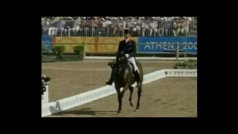 Carl Hester Escapado,Athens Olympics 2004