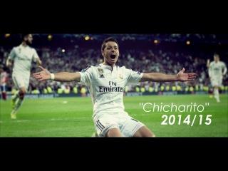 Javier 'Chicharito' Hernandez ► Goals & Skills ● 2014/15 HD