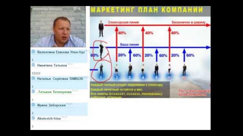 Кужнуров о направлениях компании Vallt group