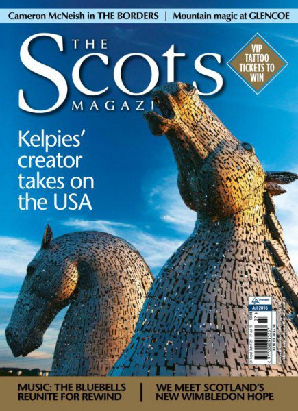 The Scots Magazine - July 2016