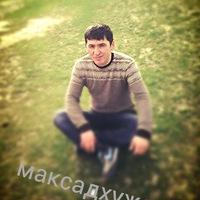 Максад Исомидинов, Санкт-Петербург