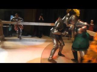 Kristof der Heice vs Gemfri de Bohun (Fechtschwert)