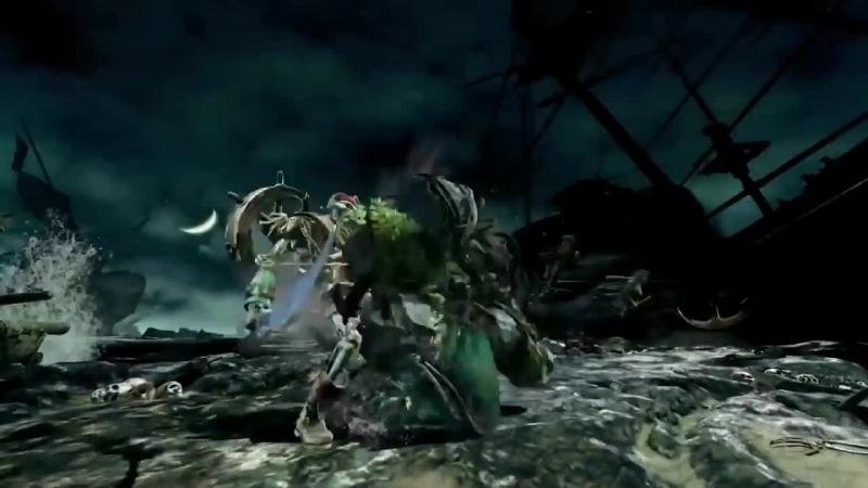 Killer Instinct Aganos Anouncement Trailer