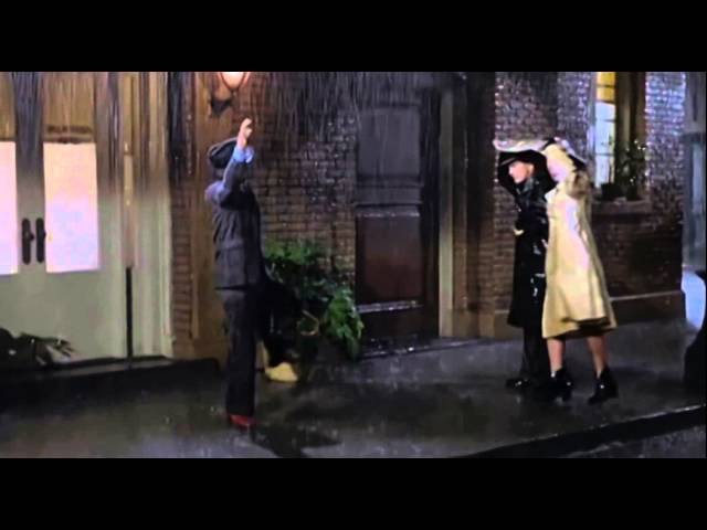 Musicless Musicvideo SINGIN' IN THE RAIN without singing