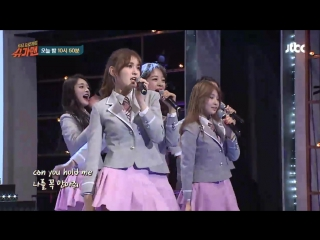 160426 ioi - pick me @ sugar man.