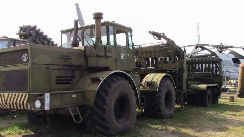 Трубоукладочная машина ТУМ-150В с тягачом трактором К-701 Кировец » FreeWka - Смотреть онлайн в хорошем качестве