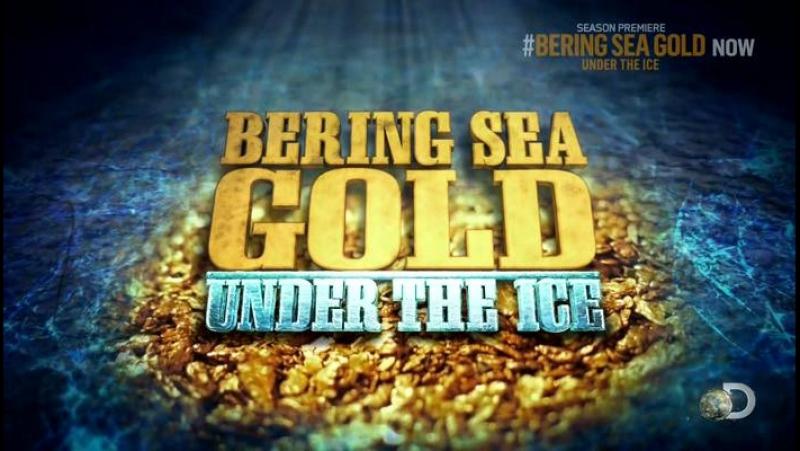 Золотая лихорадка Берингово море русский тв ролик