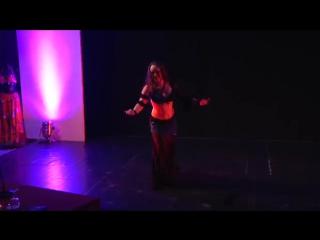 Tahira (Poland) - Etna Belly Dance Festival, Sicily 2014 2894