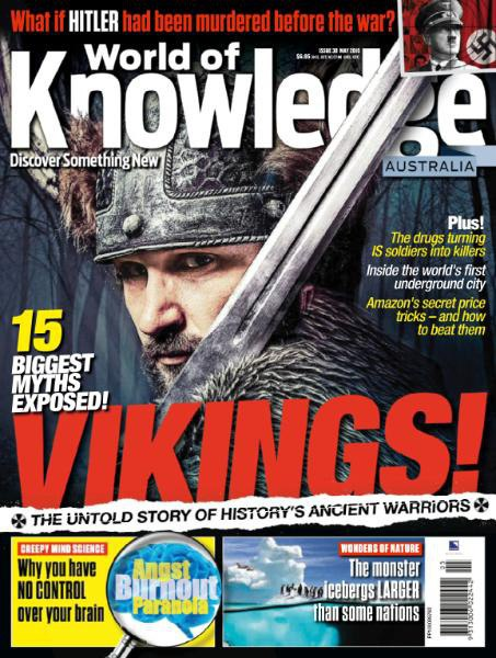 World of Knowledge - May 2016