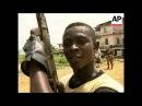 LIBERIA: MONROVIA: NEW ATTACK TARGETS REFUGEE BARRACKS