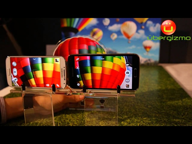 Galaxy S5 (GS5) Phase-Detection Autofocus Demonstrated