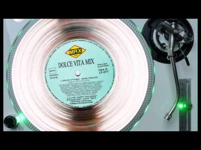 MS Project feat Ryan Paris Dolce Vita 2010 Club Mix EqHQ