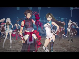 Blade Arcus From Shining: Battle Arena Trailer