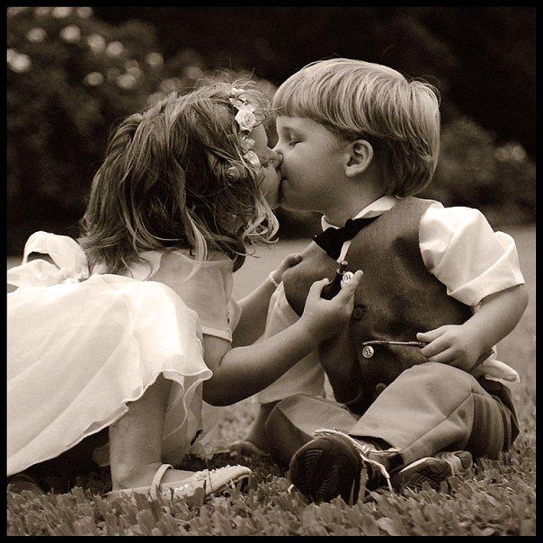 Поцелуй ребенка картинки с надписями