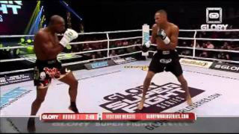 GLORY 16 GSFS - Raymond Daniels vs Francois Ambang