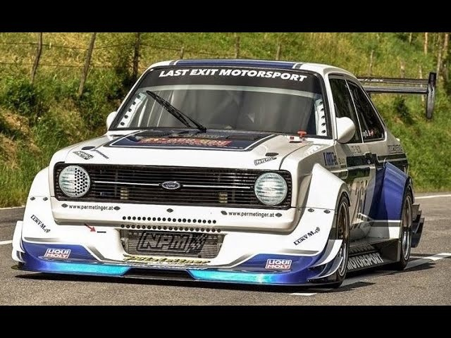 Ford Escort Mk2 Cosworth 10 000Rpm On the Limit Monster