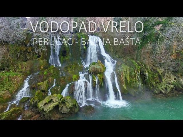 Vodopad Vrelo u Perućcu