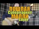ПОШЛАЯ МОЛЛИ - Супермаркет cover by Костя Одуванчик
