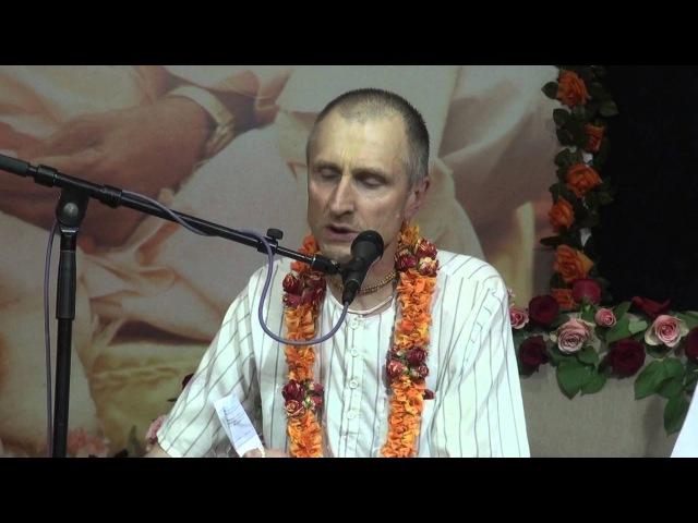 Вишвамитра Как я стал кришнаитом 15 06 2011г