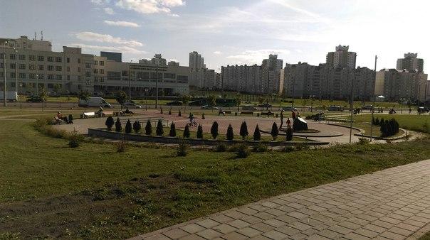 Идея насчёт парка вышла замечательной, как вам?