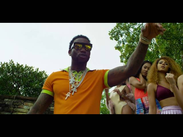 Gucci Mane - Money Machine (feat. Rick Ross) [Official Music Video]