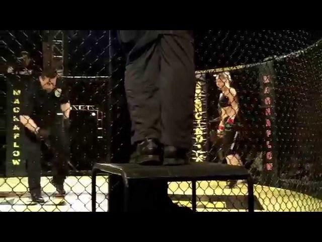 Ronda Rousey VS. Ediane Gomes (KOTC Turning Point)