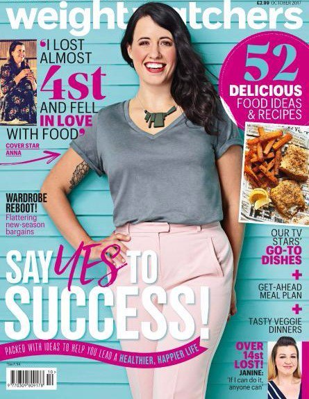 Weight Watchers UK October 2017