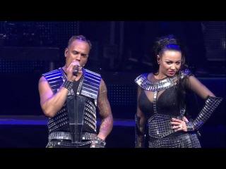 2 Unlimited ( Ray & Anita ) - Live in Concert. Sportpaleis in Antwerpen ( 2013 )