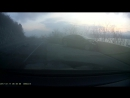 Авария под Новороссийском (19.02.17 на серпантине за нефтебазой Шесхарис)