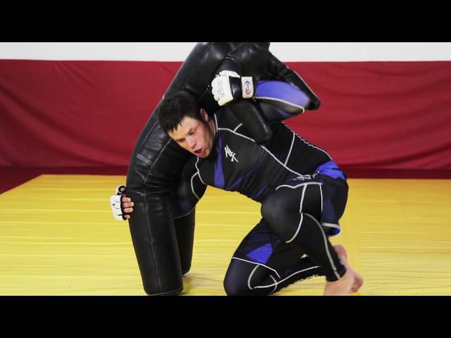 Dummy Throws by Dmitriy Melenevskiy Mma CrossFit School
