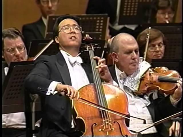 Elgar:Cello Concerto Cello Yo Yo Ma 1994