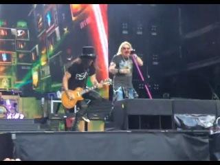 Guns N' Roses - Live in London 2017 1st Night - Full Concert [KeifferGNR]