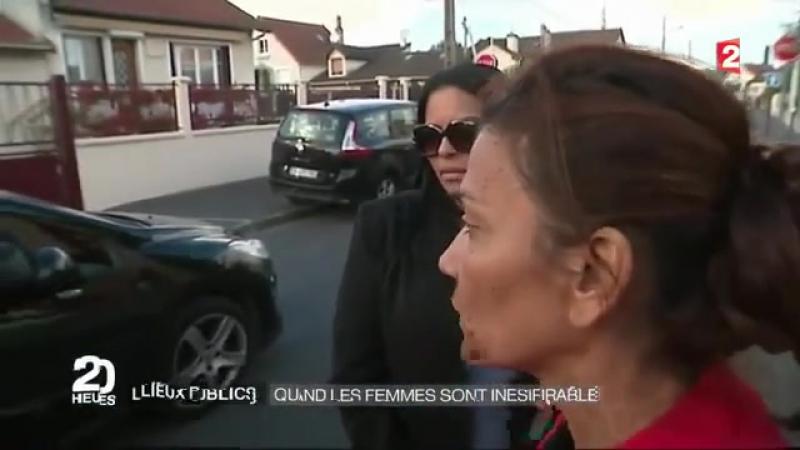 Novinářka natočila muslimská předměstí ve Francii To co se tam děje rozzuřilo aktivisty i politiky Č