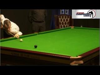 Mark Davis 147 MAXIMUM v John Higgins Championship League 2017 Winners' Group