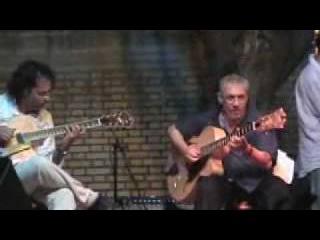 Giuseppe Continenza & Jimmy Bruno Quartet - How Insensitive (Jobim) - Live