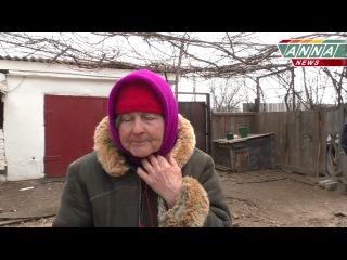 Перемирие по-украински: артиллерия ВСУ вновь бьет по жилым домам. Ирмино