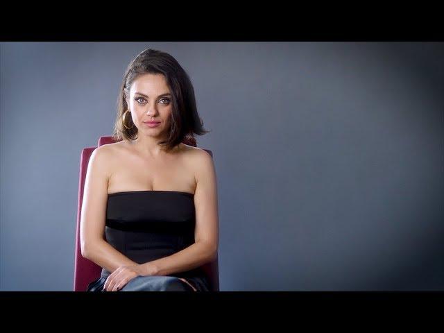 Bad Moms Star Mila Kunis Shares Some Parenting Truths
